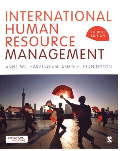 9781446267318: International Human Resource Management