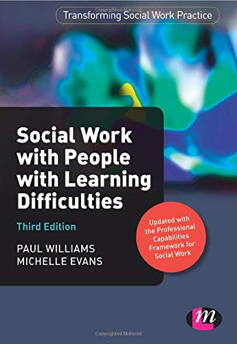 9781446267578: Social Work with People with Learning Difficulties (Transforming Social Work Practice Series)