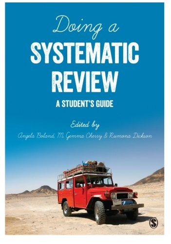 9781446269688: Doing a Systematic Review: A Student's Guide
