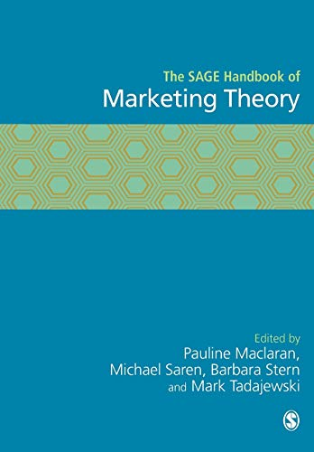 9781446270516: The SAGE Handbook of Marketing Theory