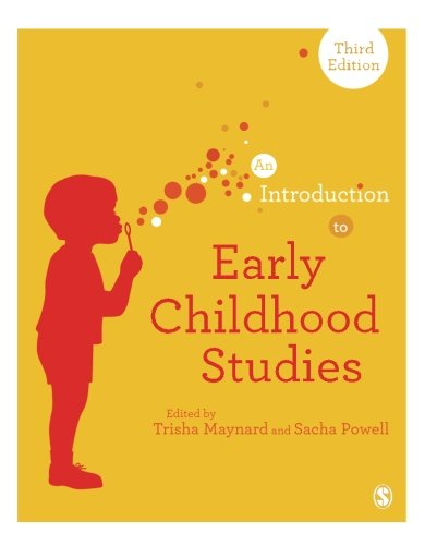 9781446270677: An Introduction to Early Childhood Studies