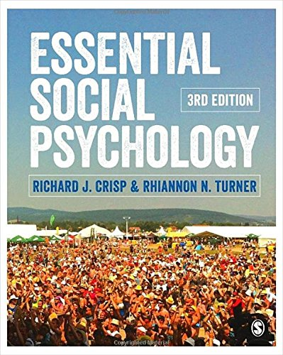 9781446270769: Essential Social Psychology