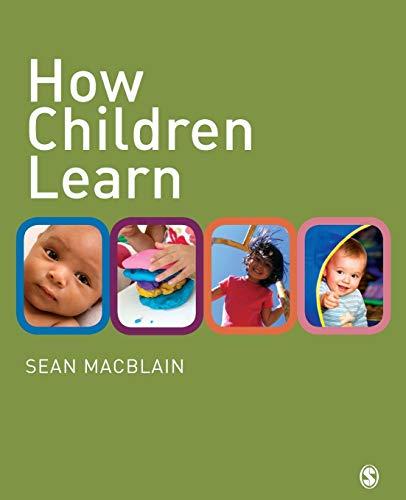 9781446272183: How Children Learn