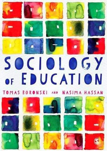 9781446272886: Sociology of Education