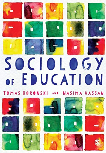9781446272893: Sociology of Education