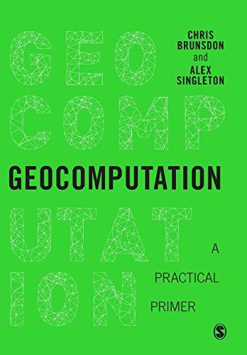 Geocomputation: A Practical Primer (Paperback)