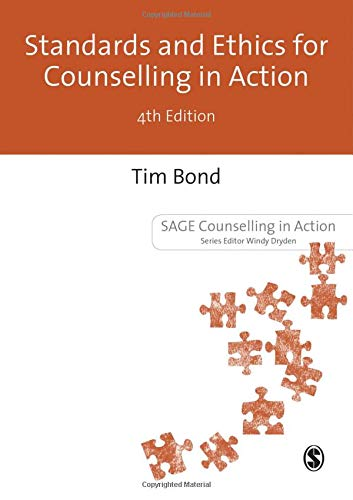 9781446273937: Standards and Ethics for Counselling in Action (Counselling in Action series)