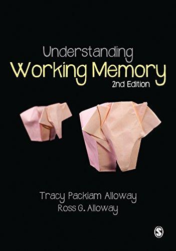 9781446274200: Understanding Working Memory