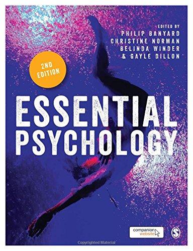 9781446274828: Essential Psychology