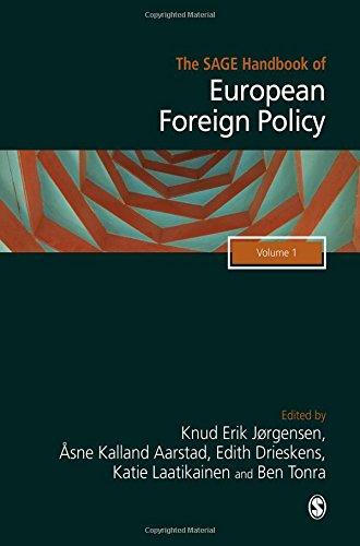 The SAGE Handbook of European Foreign Policy: Knud Erik Jorgensen