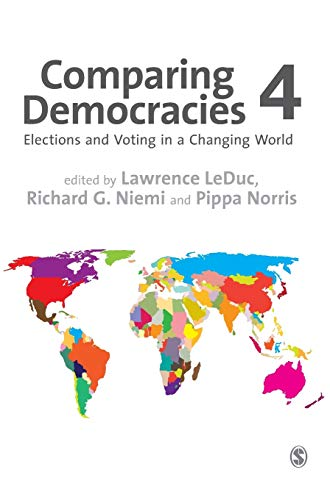 9781446281970: Comparing Democracies: Elections and Voting in a Changing World