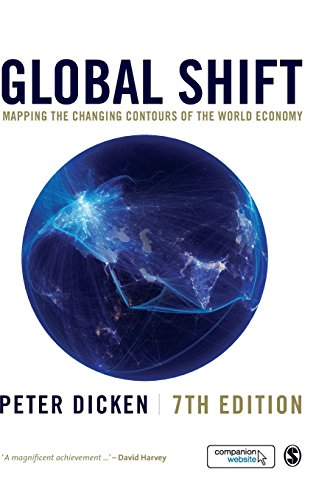 9781446282090: Global Shift: Mapping the Changing Contours of the World Economy