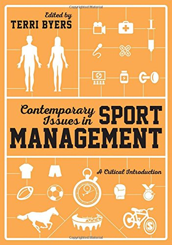 9781446282182: Contemporary Issues in Sport Management: A Critical Introduction