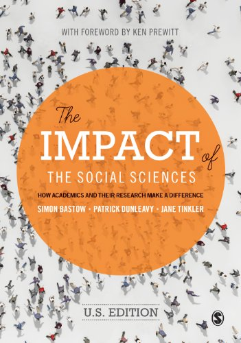 9781446282625: The Impact of the Social Sciences: How Academics and their Research Make a Difference
