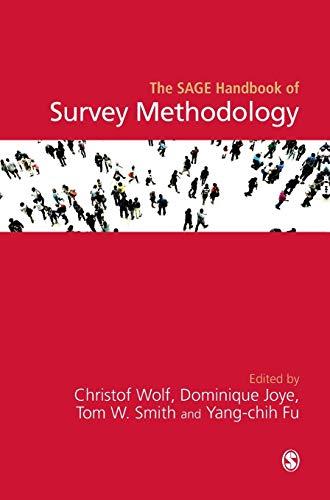 9781446282663: The SAGE Handbook of Survey Methodology