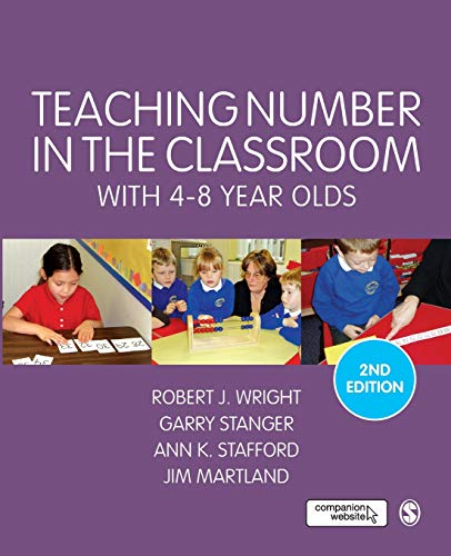 Teaching Number in the Classroom with 4-8: Wright, Robert J;