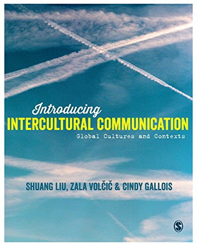 9781446285909: Introducing Intercultural Communication: Global Cultures and Contexts