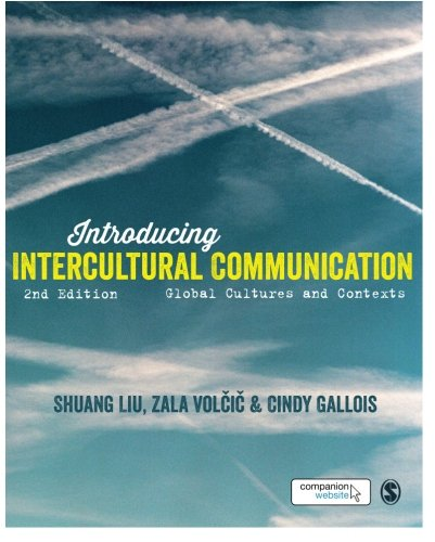 9781446285916: Introducing Intercultural Communication: Global Cultures and Contexts