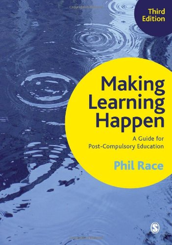 9781446285954: Making Learning Happen: A Guide for Post-Compulsory Education