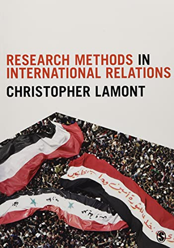 9781446286050: Research Methods in International Relations