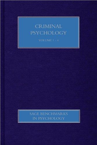 9781446286067: Criminal Psychology