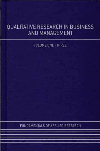 9781446287446: Qualitative Research in Business and Management (Fundamentals of Applied Research)