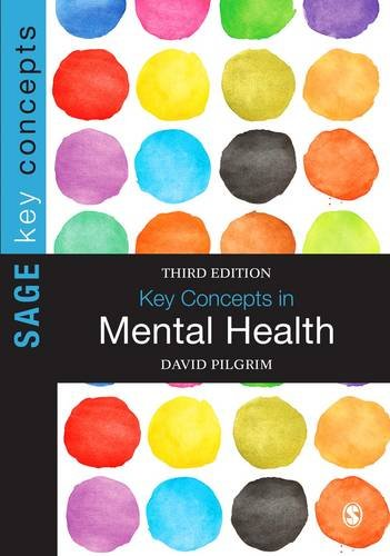 9781446293904: Key Concepts in Mental Health (SAGE Key Concepts series)