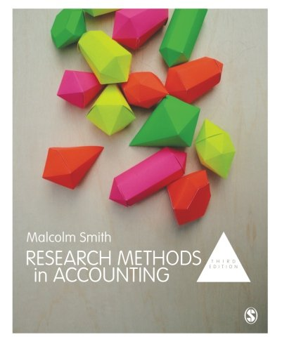 9781446294666: Research Methods in Accounting