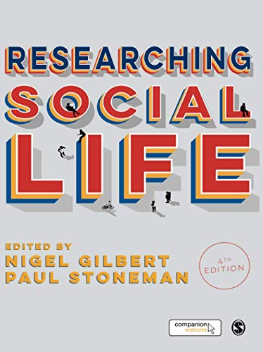 Researching Social Life: Nigel Gilbert
