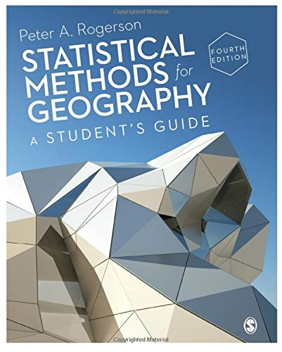 9781446295731: Statistical Methods for Geography