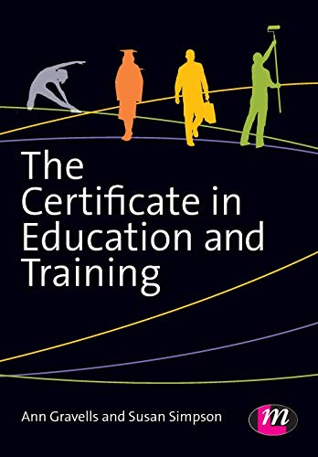 9781446295885: The Certificate in Education and Training