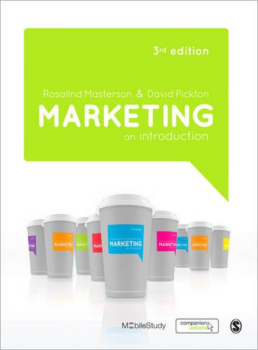 9781446296424: Marketing: An Introduction