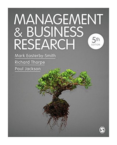 9781446296578: Management and Business Research