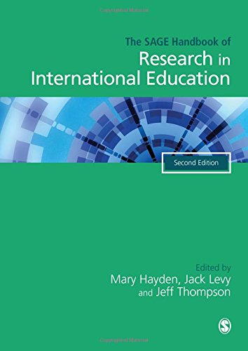 9781446298442: The SAGE Handbook of Research in International Education