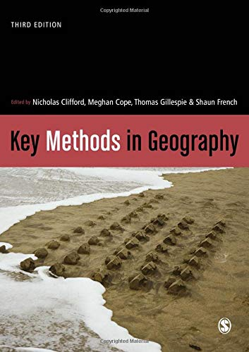 9781446298589: Key Methods in Geography