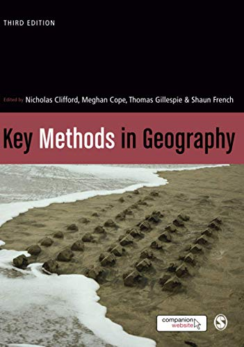 9781446298602: Key Methods in Geography