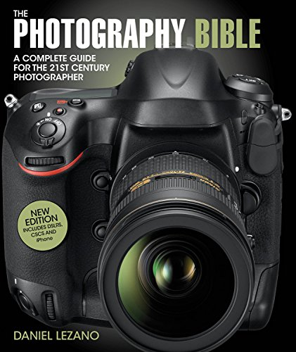 The Photography Bible: The Complete Guide to All Aspects of Modern Photography 9781446302170 Everything you need to know about photography in the 21st century Discover the different types of cameras available and how they work, f