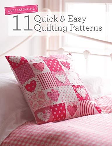 9781446303481: Quilt Essentials - 11 Quick & Easy Quilting Patterns