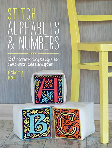 Stitch Alphabets & Numbers