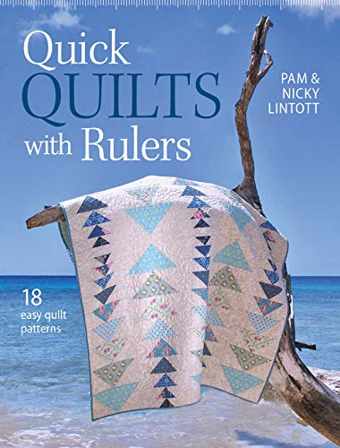 9781446304693: Quick Quilts with Rulers: 18 Easy Quilt Patterns