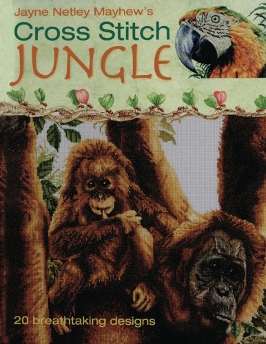 9781446341001: CROSS STITCH JUNGLE