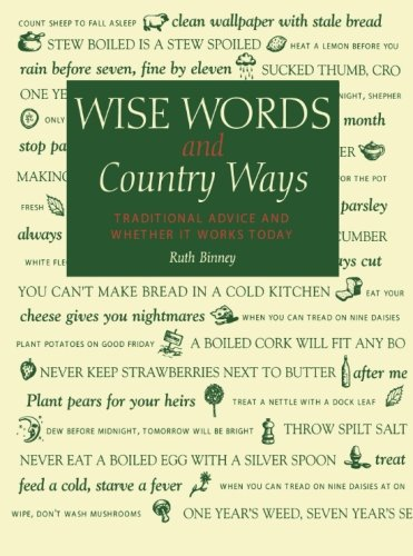 9781446341117: Wise Words & Country Ways