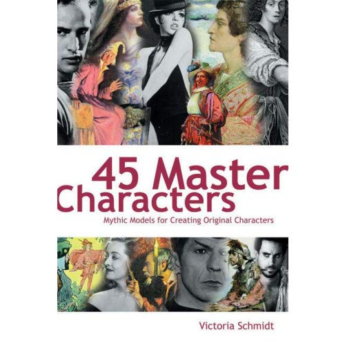 9781446349083: 45 Master Characters