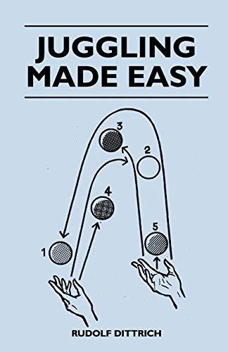 Juggling Made Easy (Paperback): Rudolf Dittrich