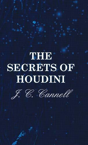 9781446513385: The Secrets of Houdini