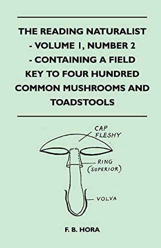 The Reading Naturalist - Volume 1, Number 2 - Containing A Field Key To Four Hundred Common ...
