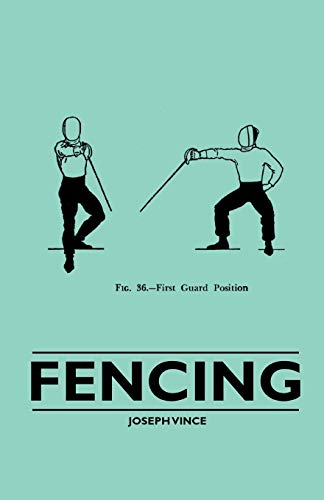 Fencing: Joseph Vince (author)