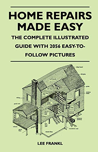 Home Repairs Made Easy - The Complete: Lee Frankl