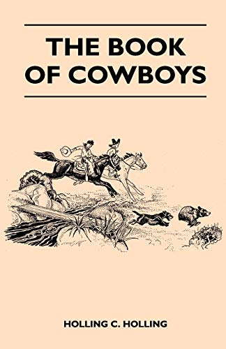 The Book of Cowboys (Paperback): Holling C. Holling