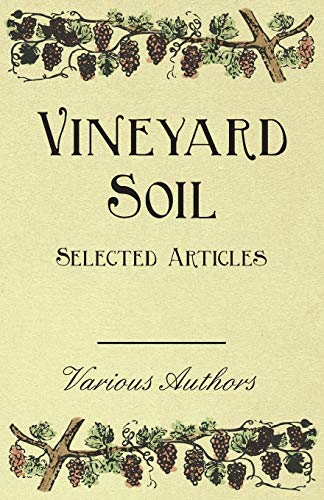 Vineyard Soil - Selected Articles
